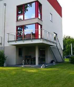 Wohnen wie im Eigenheim - schönes Reihenendhaus in guter Lage von Dresden/Mockritz zu vermieten