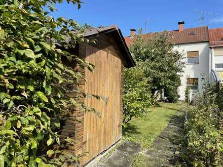 Reihenmittelhaus Lindau - Aeschach mit Garten