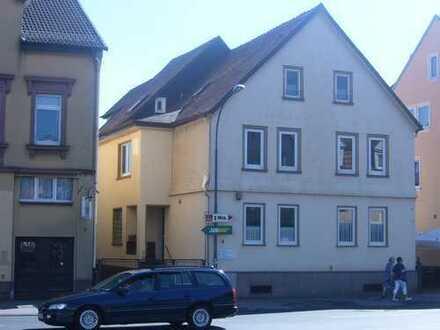 Schöne Wohnung in absolut zentraler Lage von Alsfeld