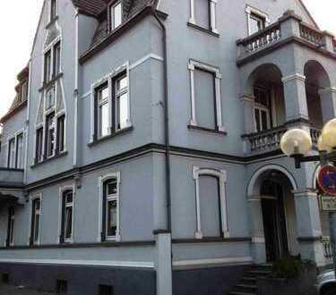 Erdgeschosswohnung im Jugendstilhaus