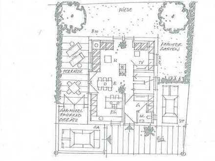 Viktoriastr. Grundstück mit Baugenehmigung für ein Stadthaus, sehr ruhige, sonnige und zentrale Lage