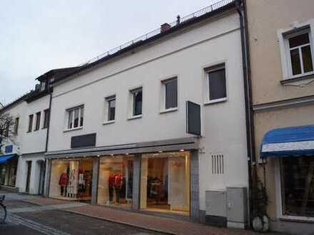 Zentrum - Fußgängerzone - Ladenlokal zu vermieten - Neuburg an der Donau - Ihr Immobilienexperte ...