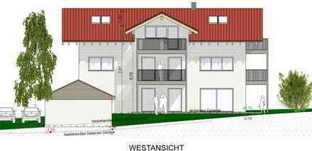 Neubau in zentrumsnaher Wohnlage: Dachstudio-Wohnung mit Panoramablick...