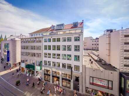 Moderne Dachgeschosswohnung im Herzen von Bremen