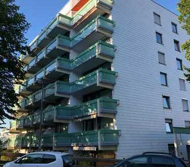 Kapitalanleger Aufgepasst! Vermietetes 1 Zimmer Studenten Apartment in zentraler Lage von Kempten!