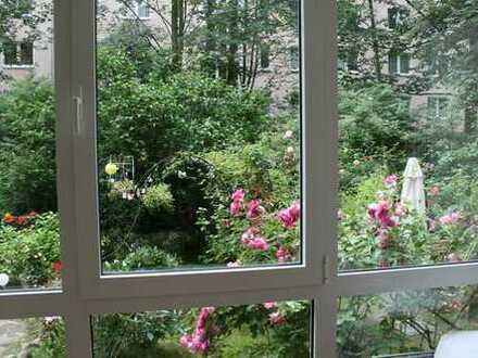3 Zimmer Wohnung mit Garten in D-Oberkassel direkt vom Eigentümer