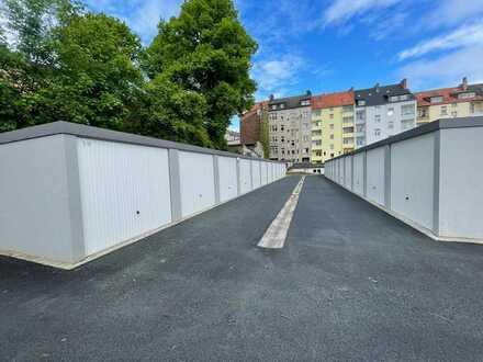 *NEU* Ideale Kapitalanlage 7 Einzelgaragen in Hagen zu erwerben