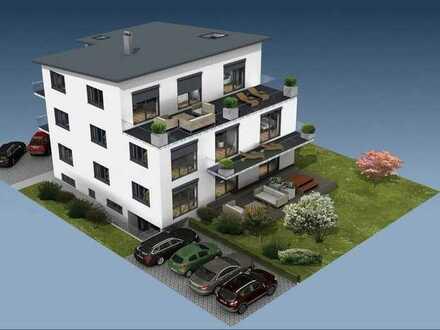 Lichtdurchflutete 4-Zimmer Neubauwohnung in bester Lage von Langenselbold