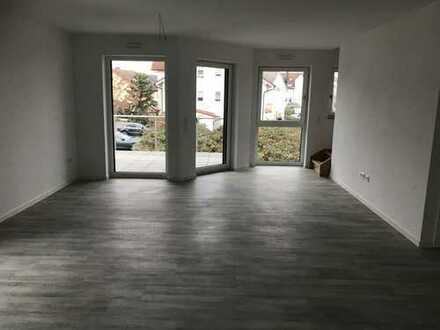 Letzte Wohnung zu vermieten ! - Maisonette - Neubau in schöner ruhiger Lage von Aschaffenburg !
