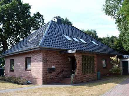 Schönes Walmdachhaus in absolut ruhiger Wohnlage! Die Nordsee ist nicht weit!