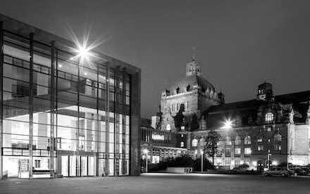 Wohnen im Opernpalais in Nürnberg - die wohl beste Adresse für anspruchsvolles Wohnen