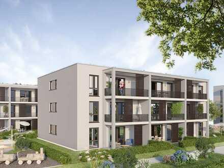 Für Familien: 4 Zimmer Wohnung - AVANTUM® in Emmendingen Kollmarsreute
