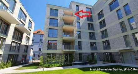 4 Zi. Neubau Wohnung in Nürnberg Eberhardshof
