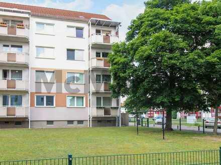 Zuverlässig und unkompliziert: Gepflegte 3-Zimmer-Wohnung mit Balkon in beliebter Lage