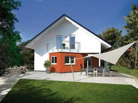 Energiesparhaus in nachhaltiger Fertigbauweise (Zertifizierung in GOLD)