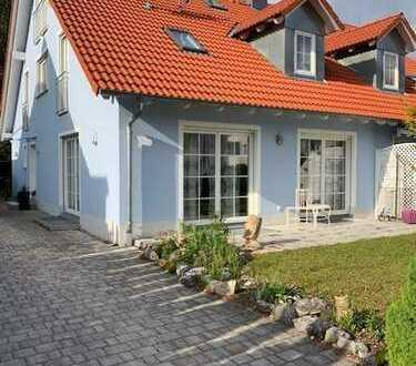Das schöne Familienhaus! Doppelhaushälfte in sehr guter Lage Grünwald