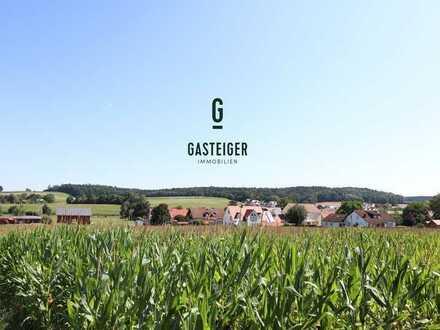 Baugrundstück in herrlicher Ortsrandlage im Wittelsbacher Land