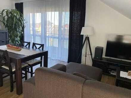 Wassenberg: Exclusives Apartment für ältere, ruhige Person mit Balkon