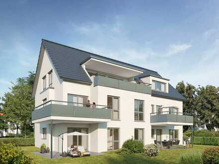Neues Wohnen - modern und effizient - nur 5 Wohneinheiten