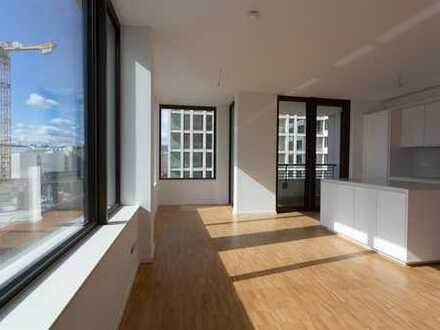3-Zimmer-Wohnung mit Ankleiderzimmer und außergewöhnlichem Ambiente