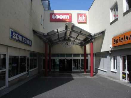 Attraktive Einzelhandelsfläche im Stapel Center - bis zu 16.000€ Umbaukostenzuschuss