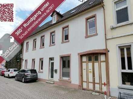 360°-Tour! Vielfältig nutzbares 1-3 Familien- oder Mehrgenerationenhaus im Zentrum von Weingarten