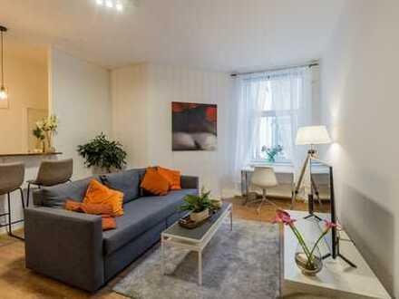 Cozy open Space Apartment in Friedrichshain