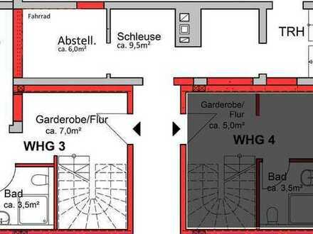 Erstbezug - 2 Zimmer - Obersulm-Willsbach (WHG 3)