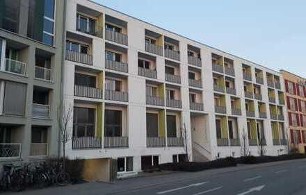 Neuwertige 1-Zimmer-Wohnung mit Balkon und EBK in Regensburg - Studenten