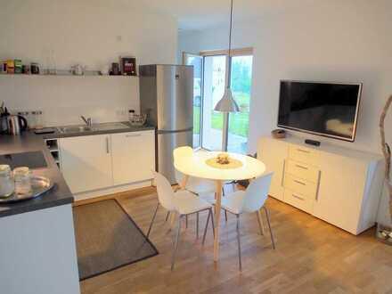 Schöne 2-Zimmer-Wohnung in Überlingen Ortsteil Bonndorf, direkt am Wald, 4 km zum See