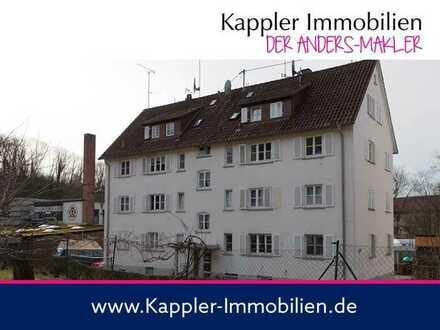 Vermietete 2 Zimmer-Wohnung nur für Kapitalanleger I Kappler Immobilien