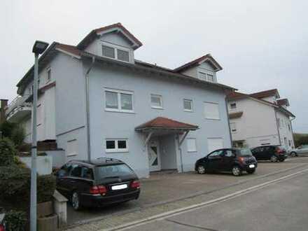 Moderne 2-Zimmer-Wohnung in Ortsrandlage von Meckesheim