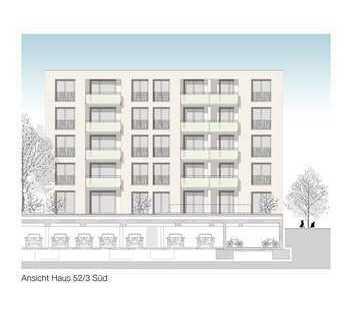 Neubau Ulm- 2-Zimmer-Wohnung mit Balkon