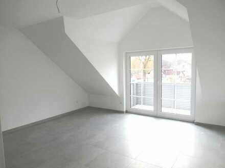 Ch.Schülke Immob., Bei Freising, moderne 3-Zimmer-DG-Whg. mit Balkon
