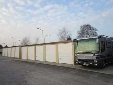 Garage (3 x 7 m) dauerhaft zu vermieten / Ab 01.07.2019 haben wir eine Garage frei !!