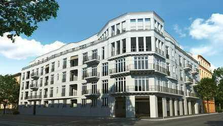 EXKLUSIVE PENTHOUSE-WOHNUNG IM ERSTBEZUG / RUHIGE LAGE IN BERLIN WEIßENSEE