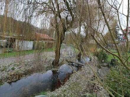 Bieterverfahren: Wohnen am Wasser! 3 WE! Generationen, Kapitalanlage, Terrassen, Garten ..........