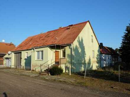 Sanierungsobjekt: Bauerngehöft bei Bad Belzig