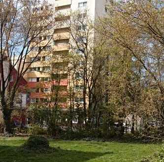2-Zimmer-Wohnung - Wohnen an der Rennbahn!