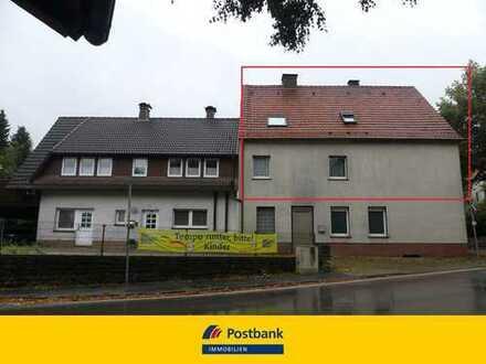 Zwangsversteigerung - Wohnung mit Balkon und Doppelgarage - provisionsfrei für Ersteher!