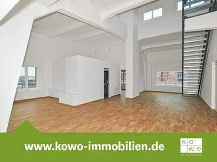 Exklusive 3-Raumwohnung mit Echtholzparkett,Fußbodenheizung, Terrasse und 91,27 m² großer Wohnküche!