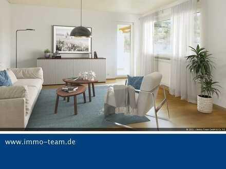lichtdurchflutete Wohnung in beliebter Lage im OSTEN ++BALKON++AUSSICHT++