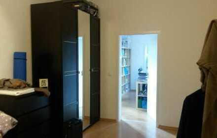 Aussergewöhnliche 3-Zi-Wohnung im Zentrum von Erlangen