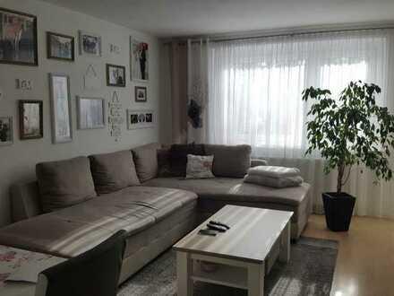 Modernisierte Wohnung mit drei Zimmern und Balkon in Kempten