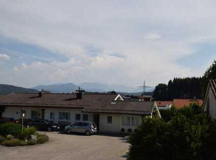 2-Zimmer Wohnung in Traunstein / Haslach mit Bergblick