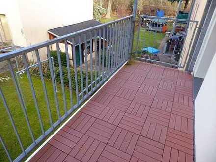 Das ist ja ne Süße! - 1-Raum mit großem Balkon in Schönau