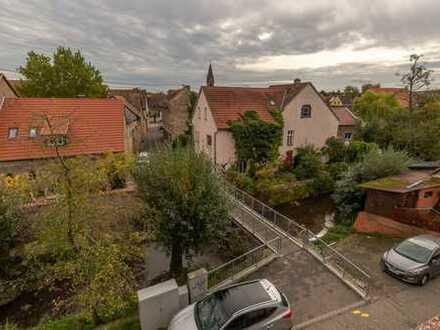 Hofreite in BESTER LAGE WÖLLSTEIN! 330 m² Wfl. + 490 m² Nfl. VISION gefordert!