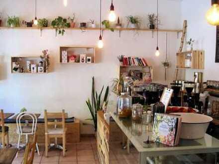 Imbiss und Café nähe Görli