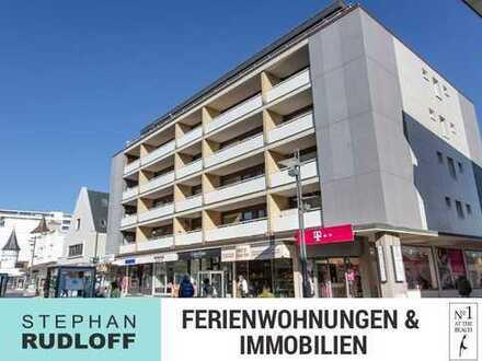 Beste Lage, 2 Zimmerwhg., PKW Stellplatz u. Keller, eingef. Vermietung