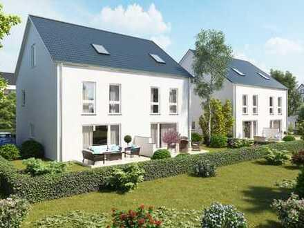 IHR NEUES ZUHAUSE! - LETZTE Neubau-Doppelhaushälfte in Urfeld
